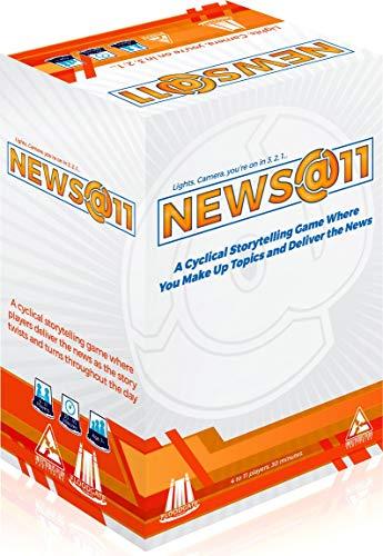 News at 11 Storytelling Game