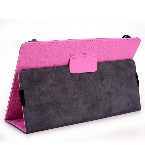 Samsung Galaxy Tab S2 Nook Tablet Case, 8 Inch UniGrip Edition - by Cush Cases (Pink)