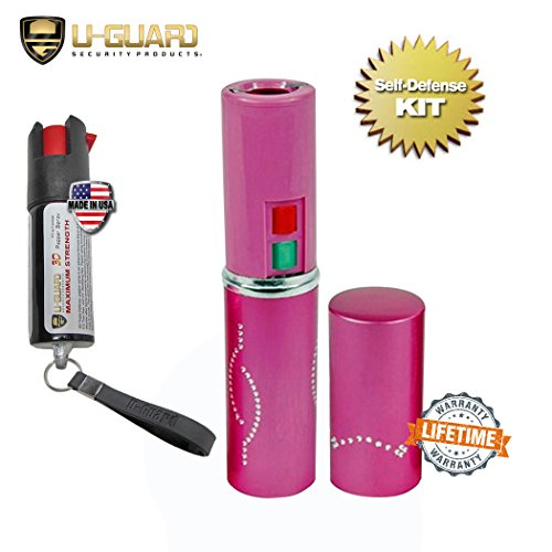 Lipstick Keychain Personal Protection Flashlight product image