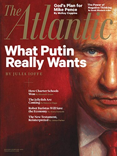 Magazines : The Atlantic