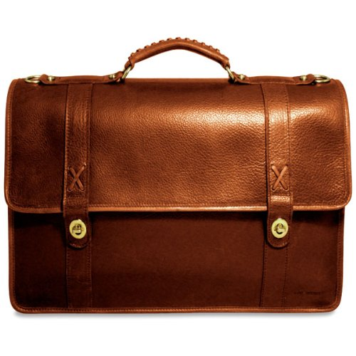 jack-georges-double-gus-flap-w-turn-locks-cognac-one-size