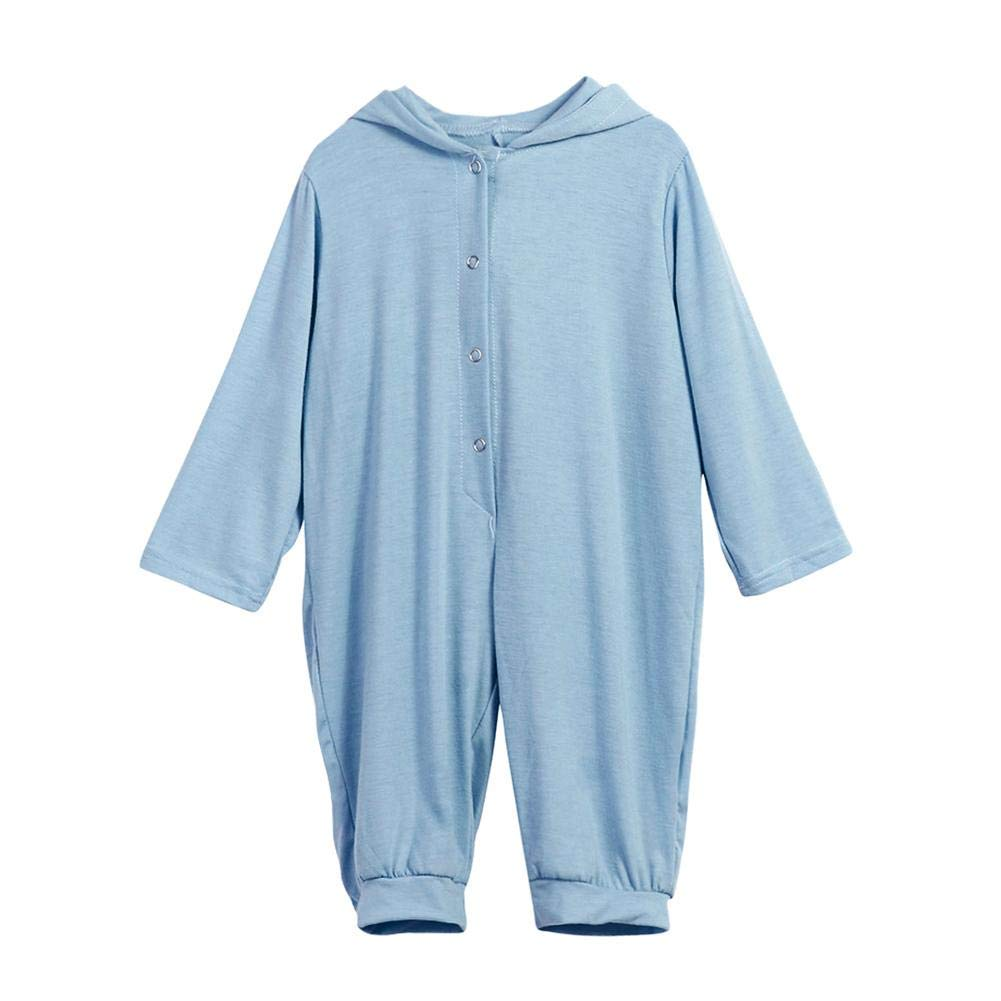 Amazingdeal Baby Rompers Cute Dinosaur Christmas Layette Infants Soft Hooded Jumpsuit