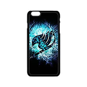 Blue shiny Fairy Tail Cell Phone Case for Iphone 6