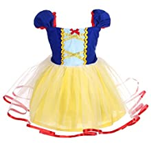 Dressy Daisy Princess Costumes Birthday Fancy Halloween Xmas Party Dresses Up for Baby Girls Size 18-24 Months