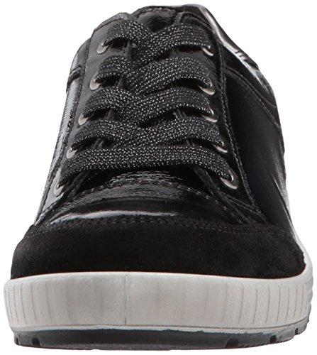 Ara Nic Sneaker Sneaker Nera Vernice