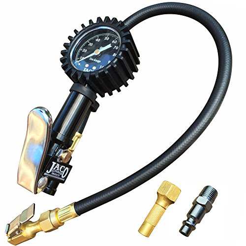 air chuck with pressure gauge - 6