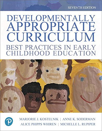 Developmentally Appropriate Curriculum: Best Practices in Early Childhood Education, with Enhanced Pearson eText -- Access Card Package (7th Edition) (What's New in Early Childhood Education)