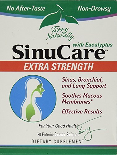 Cheap SinuCare Extra Strength – 30 Softgels (Pack of 2)