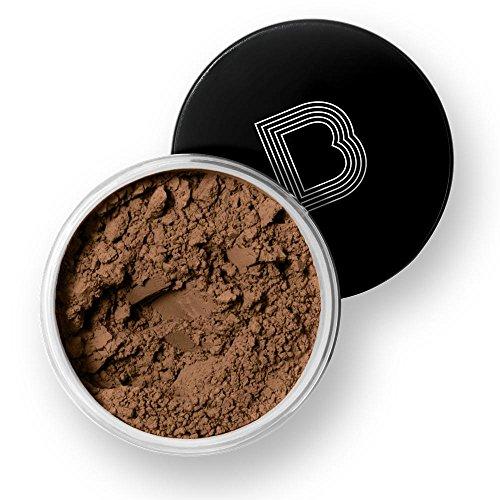 Black Opal 0.7 Ounce True Color Soft Velvet Finishing Powder Dark