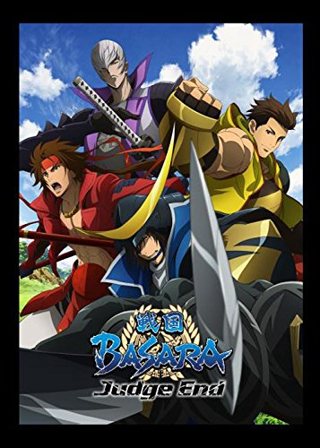 Animation - Sengoku Basara Judge End Vol.3 (DVD) [Japan DVD] VPBY-14331