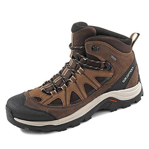 Salomon Authentic LTR GTX Chaussures de Randonnée Hautes Imperméables Homme 1