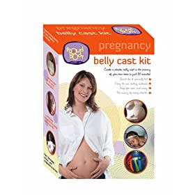 Pregnancy Belly Cast Kit Image Picture