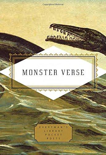 Monster Verse: Poems Human and Inhuman (Everyman's Library Pocket Poets Series) (Tapa Dura)