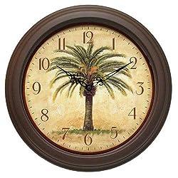Infinity Instruments The Cabana Wall Clock