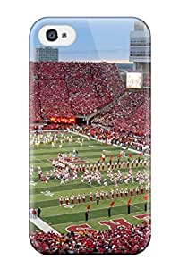 Hot stadium nfl nebraskaports people american football NFL Sports & Colleges newest iPhone 4/4s cases 7958595K777612385 by ruishername