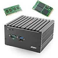 Jetway JC320U93W-2930-B Celeron N2930 Dual LAN NUC, 2.5 HDD, 2GB, 64GB mSATA