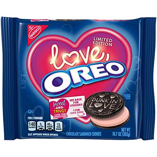 Oreo Cookies Sweet - Oreo Seasonal Oreo Love, 10.7 oz.