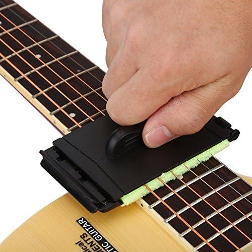 OFKPO Limpiador para Guitarra Eléctrica de Cuerdas y Diapasón ...