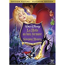 Sleeping Beauty: 50th Anniversary Platinum Edition - French Version