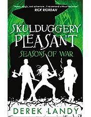 Seasons of War (Skulduggery Pleasant, Book 13)