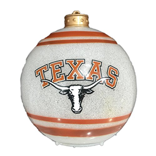 Texas Longhorns Ornaments - Texas Longhorns NCAA 3.5
