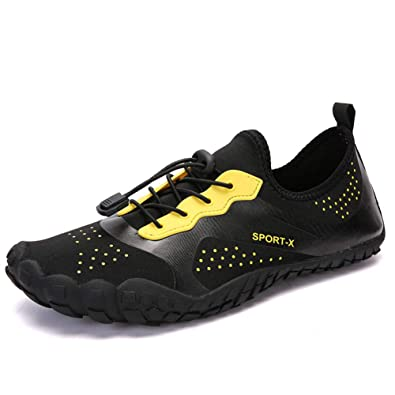 bc517498ba5f6 HUSK'SWARE Womens Water Shoes Size Mens Slip On Hiking Water Shoes for Men