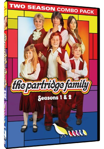 - The Partridge Family: Seasons 1 & 2