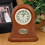 The Memory Company NCAA Wake Forest University Official Desk Clock, Multicolor, One Size