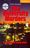 The University Murders Book, Level 4, Richard MacAndrew, 0521686415