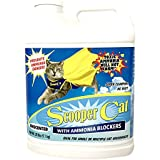 Scooper Cat Litter with Ammonia Blockers, 20lb Jug Unscented