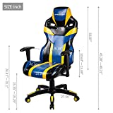 GTracing-Executive-High-Back-Gaming-Chair-Computer-Office-Chair-PU-Leather-Swivel-Chair-Racing-Chair