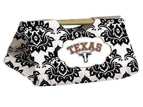 University of Texas Longhorns Damask Pattern Casserole Dish Carrier