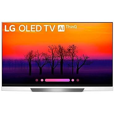 """LG Electronics OLED65E8PUA 65"""" 4K Ultra HD Smart OLED TV (2018 Model)"""
