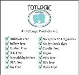 TotLogic Shampoo & Conditioner Set - Sulfate and