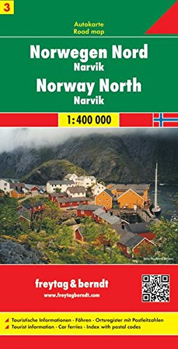 Sheet 3, Norway North/Narvik (No. 3)...