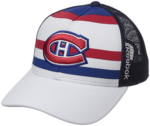 adidas NHL Men's Face-Off Structured Flex Hat – DiZiSports Store