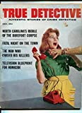 img - for True Detective: The Authentic Magazine of Crime Detection, vol. 78, no. 2 (December 1962) book / textbook / text book