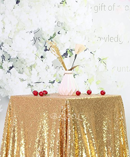Gold Tablecloth - 9