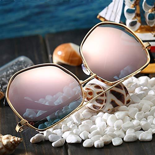 Femmes Mode Soleil Lunettes Repos Pink Lunettes Soleil Soleil de de Lunettes Plage Occasionnels polarisées de HQCC wHEPIYnqXx