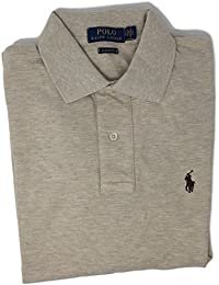Men's Classic-Fit Mesh Short sleeve Polo