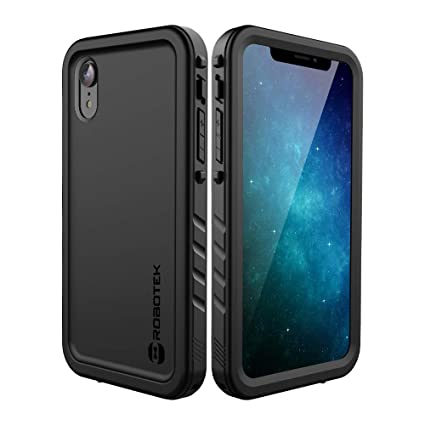 Amazon.com: Robotek Summit - Carcasa para iPhone XR ...