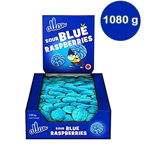Allan Sour Blue Raspberry 200pcs