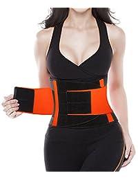Camellias Women's Waist Trainer Belt - Body Shaper Belt For An Hourglass Shaper