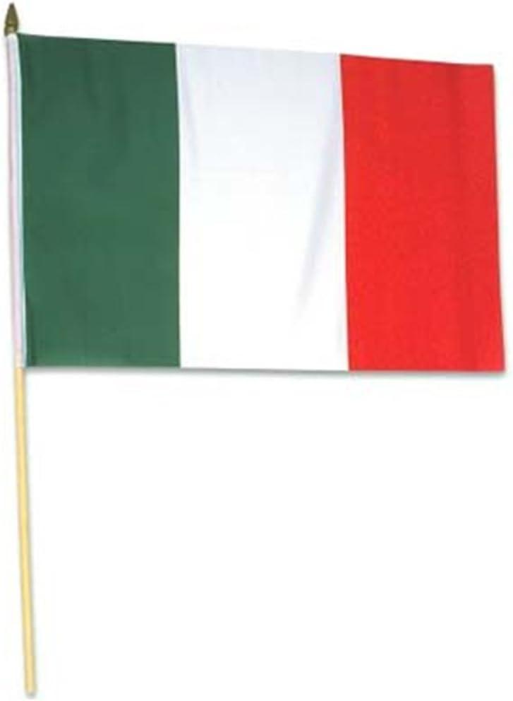 Italy Flag 12 x 18 inch