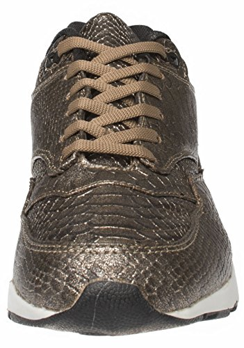 Sneaker Donna Bronzo Footwear Fitters Marrone 5UWa1qc