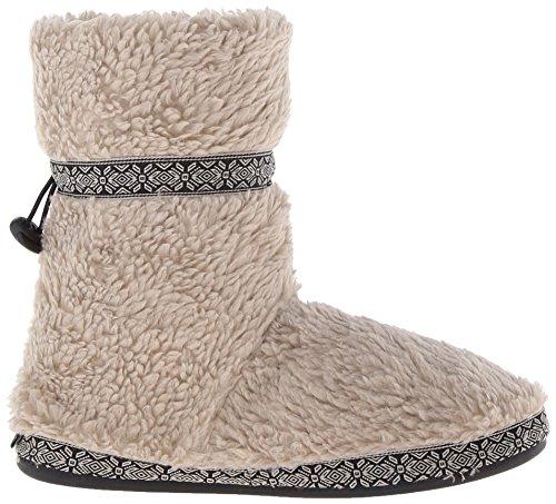 Bootie Woolrich Woolrich Womens Peyote Whitecap Womens Slipper Bootie Slipper Whitecap wHntTgx0fq
