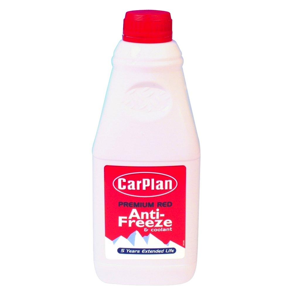 CarPlan FSA001 - Liquido antigelo, 1 L Tetrosyl Ltd B00499DFC8