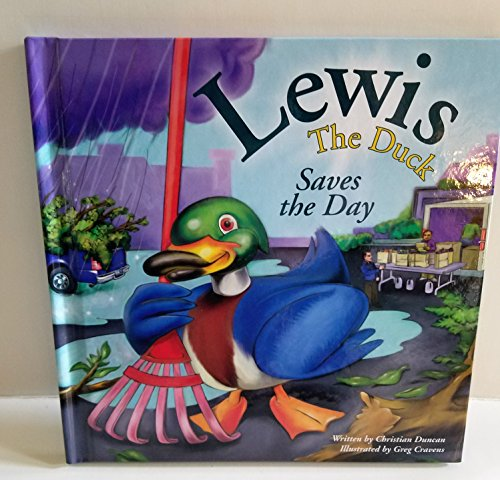 Lewis The Duck Saves Day