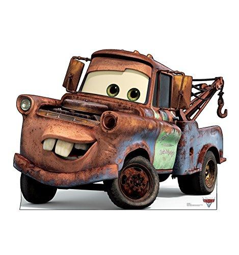 (Advanced Graphics Mater Life Size Cardboard Cutout Standup - Disney Pixar's Cars 3 (2017)