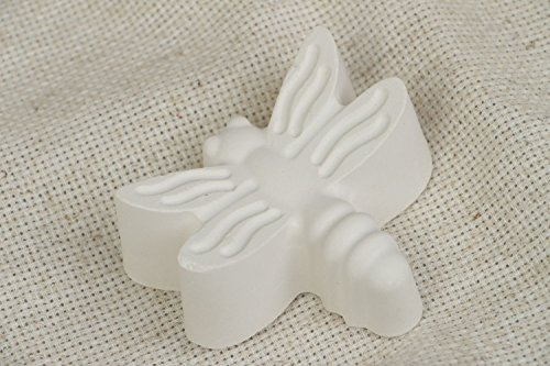 Handmade Volume Unpainted Plaster Craft Blank For Decoration Figurine Of Dragonfly